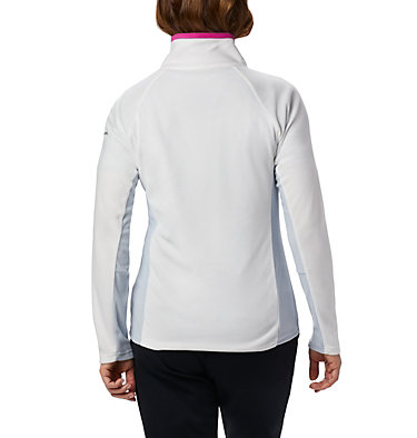 Women's Glacial™ IV 1/2 Zip Glacial™ IV 1/2 Zip | 607 | L, Sea Salt, Cirrus Grey, back