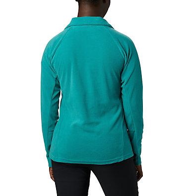 Women's Glacial™ IV Half Zip Fleece Glacial™ IV 1/2 Zip | 100 | XS, Waterfall, back