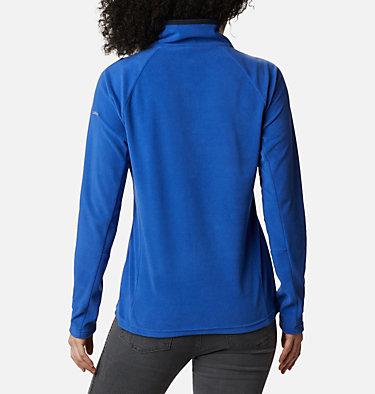 Women's Glacial™ IV Half Zip Fleece Glacial™ IV 1/2 Zip | 100 | XS, Lapis Blue, Dark Nocturnal, back
