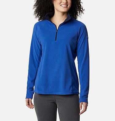 Women's Glacial™ IV Half Zip Fleece Glacial™ IV 1/2 Zip | 100 | XS, Lapis Blue, Dark Nocturnal, front