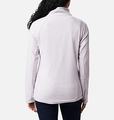 Women's Glacial™ IV Half Zip Fleece Glacial™ IV 1/2 Zip | 100 | XS, Pale Lilac, back