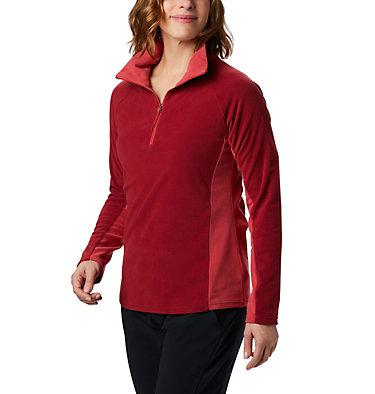 Maglia con cerniera a mezza lunghezza Glacial™ IV da donna , front