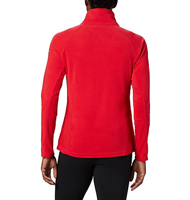 Women's Glacial™ IV 1/2 Zip Glacial™ IV 1/2 Zip | 607 | L, Red Lily, back