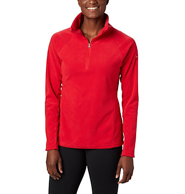 Women's Glacial™ IV 1/2 Zip Glacial™ IV 1/2 Zip | 100 | XS, Red Lily, front