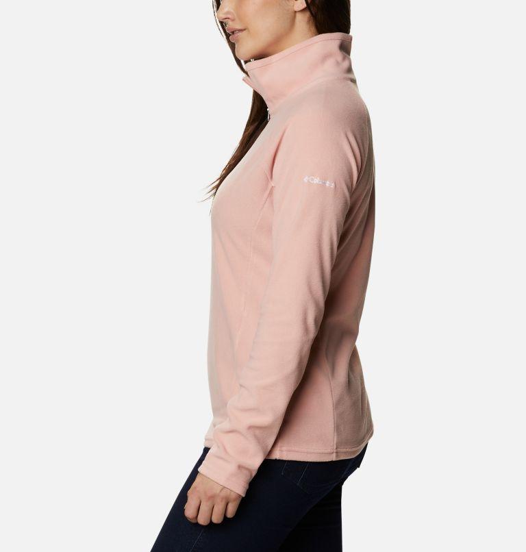 Glacial™ IV 1/2 Zip | 672 | S Women's Glacial™ IV Half Zip Fleece, Faux Pink, a1