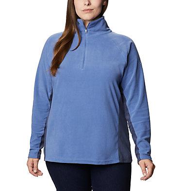 Women's Glacial™ IV 1/2 Zip - Plus Size Glacial™ IV 1/2 Zip | 430 | 1X, Velvet Cove, Nocturnal, front