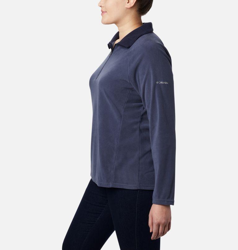 Glacial™ IV 1/2 Zip | 466 | 1X Women's Glacial™ IV 1/2 Zip - Plus Size, Nocturnal, a1