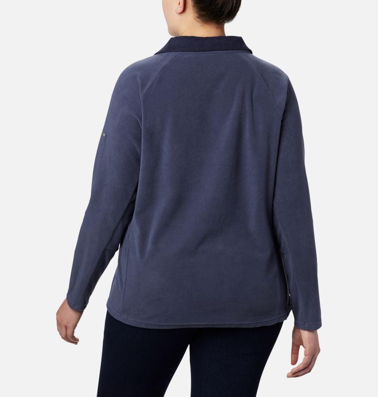 Glacial™ IV 1/2 Zip | 466 | 1X Women's Glacial™ IV 1/2 Zip - Plus Size, Nocturnal, back