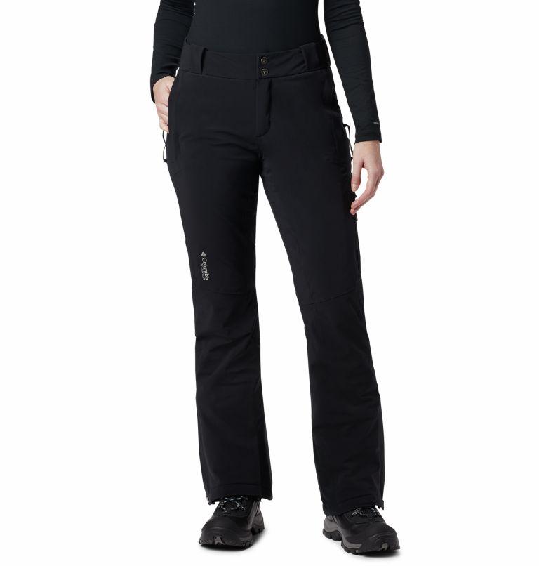 Snow Rival™ Pant | 010 | XS Women's Snow Rival™ Ski Pant, Black, front