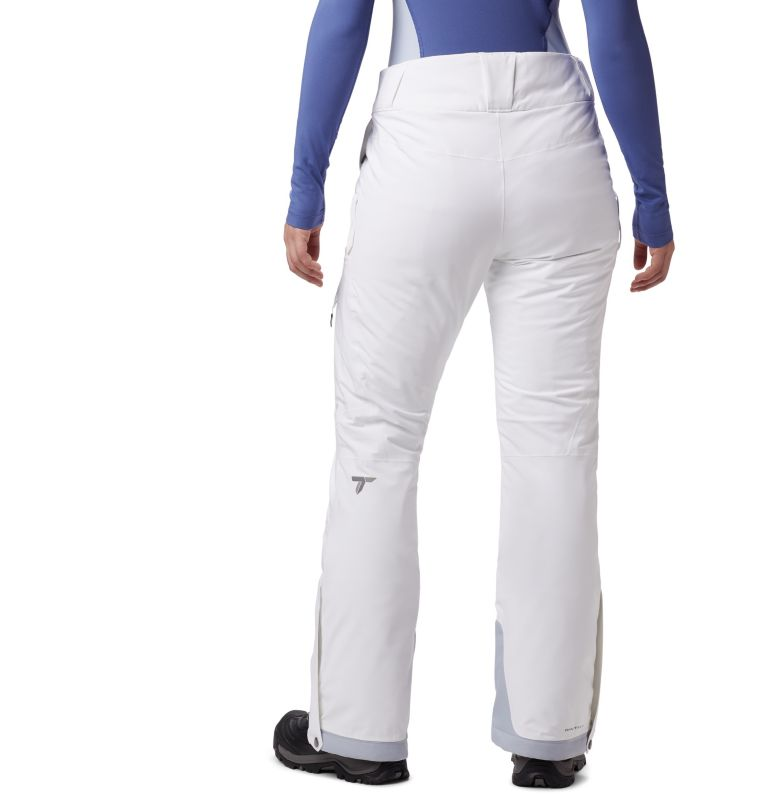 Snow Rival™ Pant | 100 | XL Women's Snow Rival™ Ski Pant, White, back