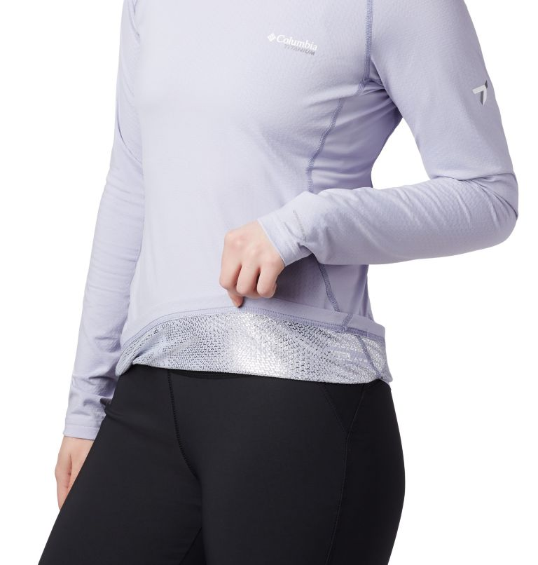 Women's Omni-Heat 3D™ Knit Crew Top Women's Omni-Heat 3D™ Knit Crew Top, a1