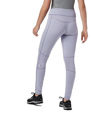 Women's Titanium OH3D™ Knit Tights Omni-Heat 3D™ Knit Tight | 580 | L, Twilight, Dusty Iris, back