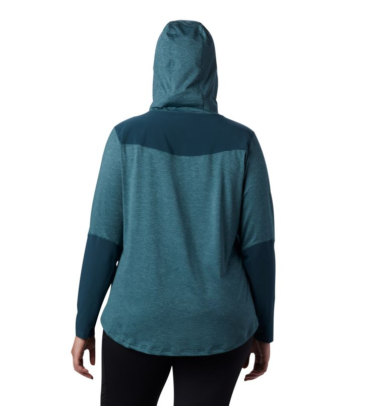 Women's Place to Place™ Hoodie - Plus Size Women's Place to Place™ Hoodie - Plus Size, back