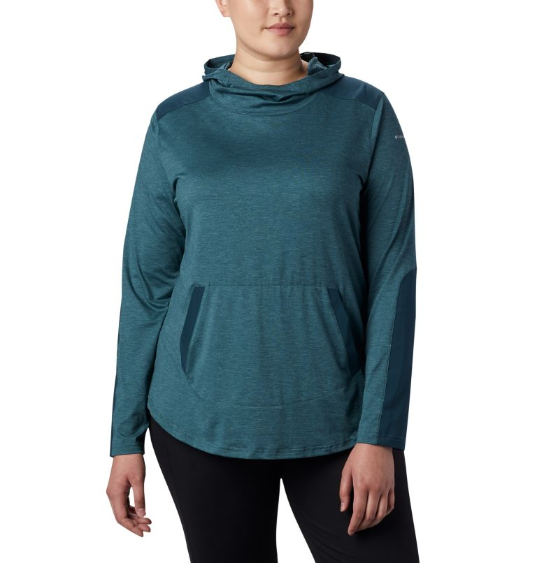Women's Place to Place™ Hoodie - Plus Size Women's Place to Place™ Hoodie - Plus Size, front