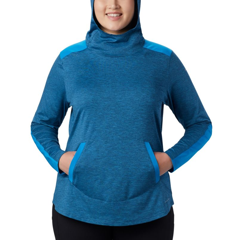 Women's Place to Place™ Hoodie - Plus Size Women's Place to Place™ Hoodie - Plus Size, a2