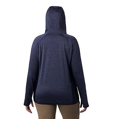 Chandail à capuchon Optic Got It™ III pour femme – Grande taille Optic Got It™ III Hoodie | 472 | 1X, Dark Nocturnal, back
