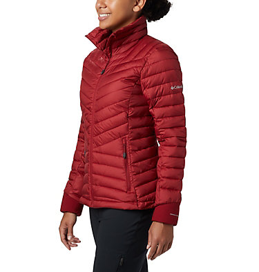 Windgates™ Jacke für Damen Windgates™ Jacket | 011 | XS, Beet Heather, front