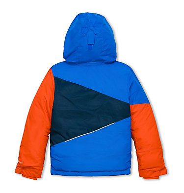 Wildstar™ Skijacke für Jungen Wildstar™ Jacket | 440 | XL, Super Blue, Collegiate Navy Heather, back