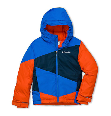 Boys' Wildstar™ Ski Jacket , front