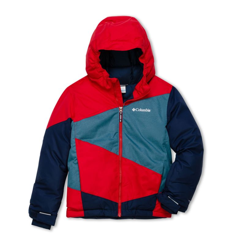 Boys' Wildstar™ Ski Jacket Boys' Wildstar™ Ski Jacket, front