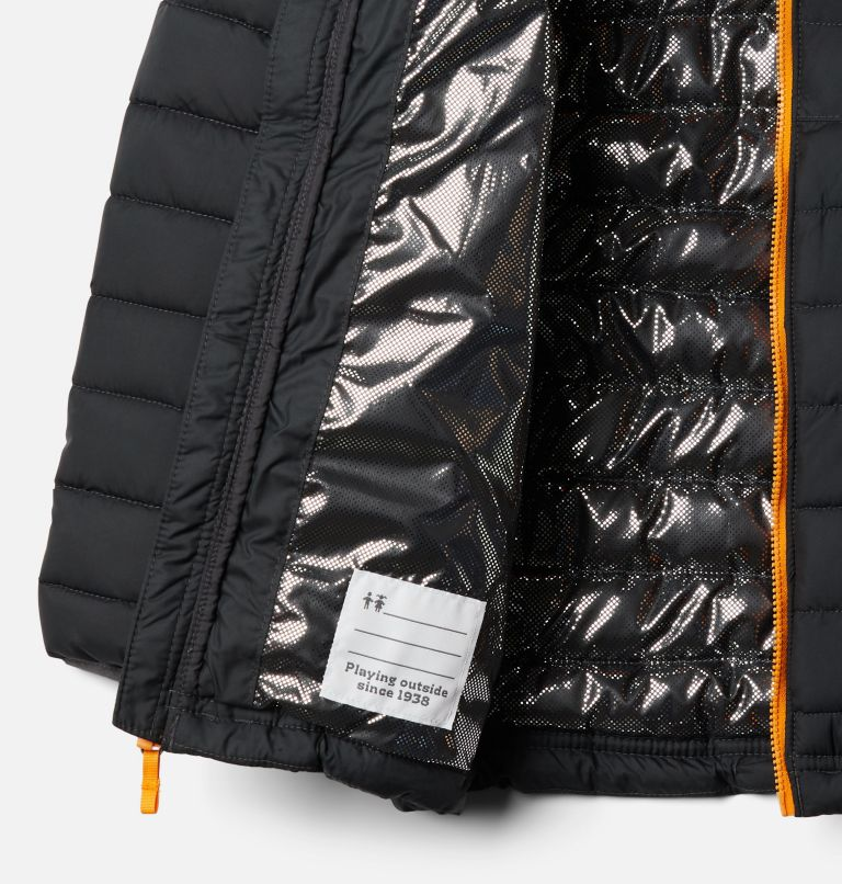 Powder Lite™ Boys Hooded Jacket Powder Lite™ Boys Hooded Jacket, a1