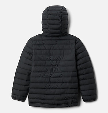Veste À Capuche Powder Lite™ Garçon Powder Lite™ Boys Hooded Jacket | 011 | XS, Shark, back