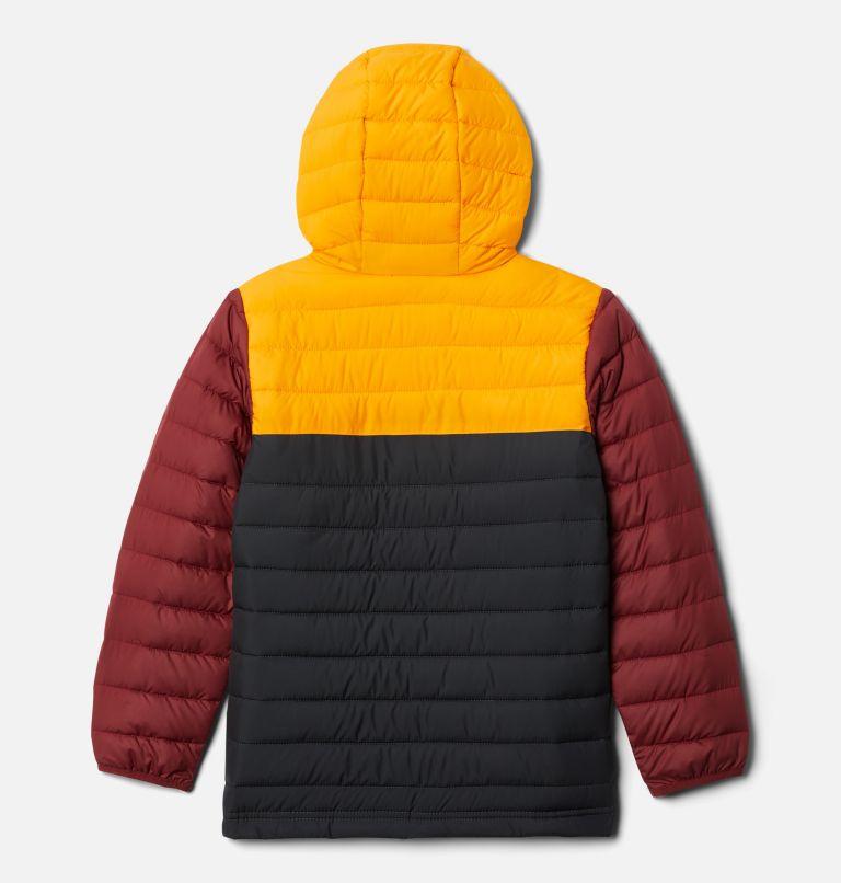 Boys' Powder Lite™ Hooded Jacket Boys' Powder Lite™ Hooded Jacket, back
