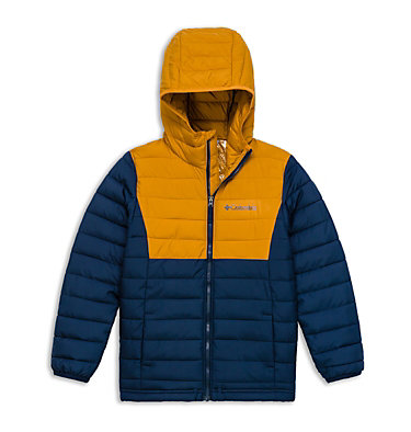 Powder Lite™ Boys Hooded Jacket , front