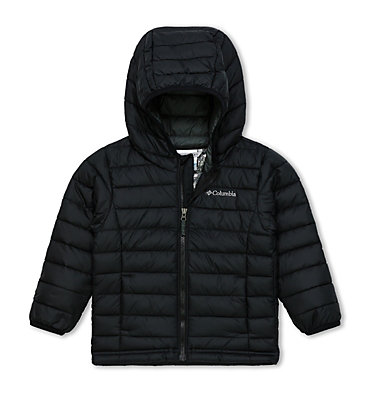 Boys' Toddler Powder Lite Boys Hooded Jacket , front
