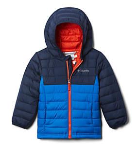 Boys' Toddler Powder Lite™ Hooded Jacket