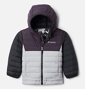 Boys' Toddler Powder Lite™ Hooded Jacket