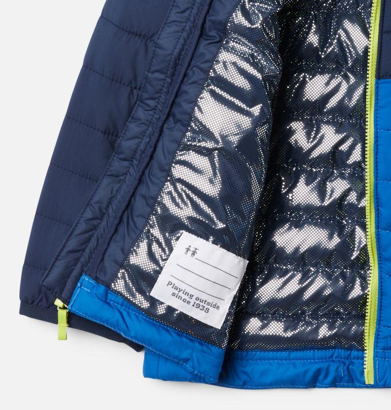 Boys' Toddler Powder Lite™ Hooded Jacket Boys' Toddler Powder Lite™ Hooded Jacket, a1