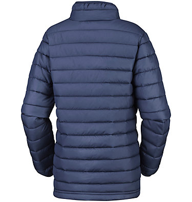 Powder Lite™ für Jungen Powder Lite™ Boys Jacket | 010 | L, Collegiate Navy, back