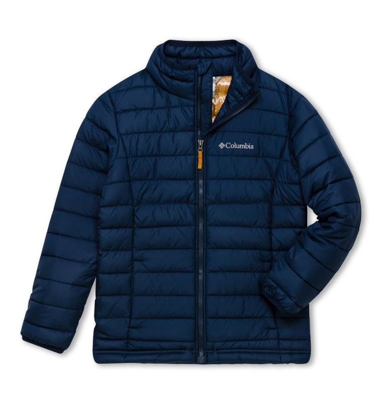 Powder Lite™ Boys Jacket Powder Lite™ Boys Jacket, front