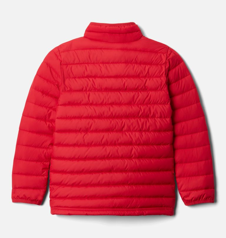 Powder Lite™ Boys Jacket Powder Lite™ Boys Jacket, back