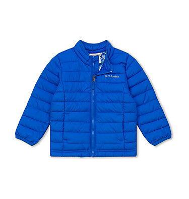 Powder Lite™ jacke für Kinder - Jungen Powder Lite™ Boys Jacket | 464 | 3T, Super Blue, front