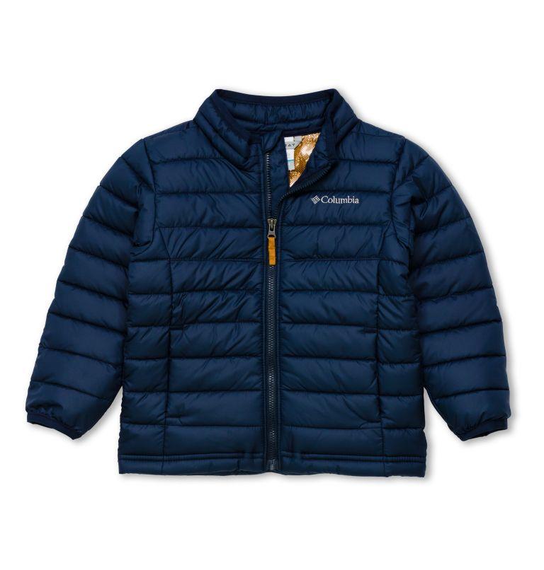 Powder Lite™ Boys Jacket | 464 | S Boys' Powder Lite™ Jacket, Collegiate Navy, front