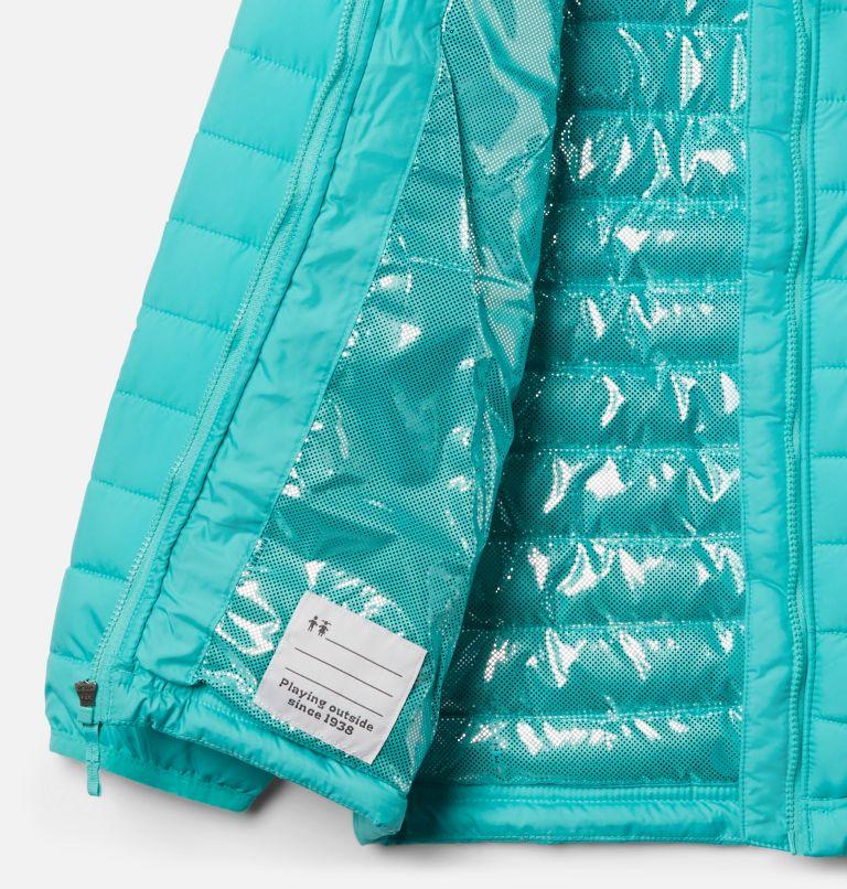 Powder Lite™ Girls Hooded Jacket Powder Lite™ Girls Hooded Jacket, a1
