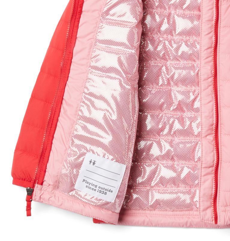 Toddlers' Powder Lite™ Hooded Jacket - Girls Toddlers' Powder Lite™ Hooded Jacket - Girls, a1