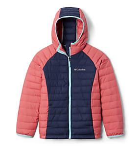Girls' Powder Lite™ Hooded Jacket