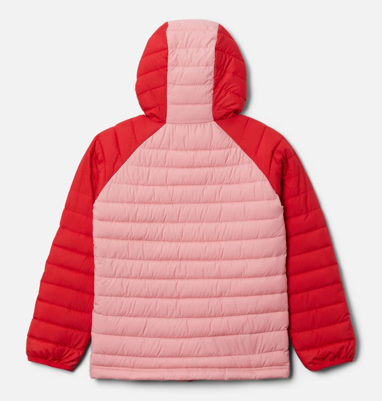 Girls' Powder Lite™ Hooded Jacket Girls' Powder Lite™ Hooded Jacket, back