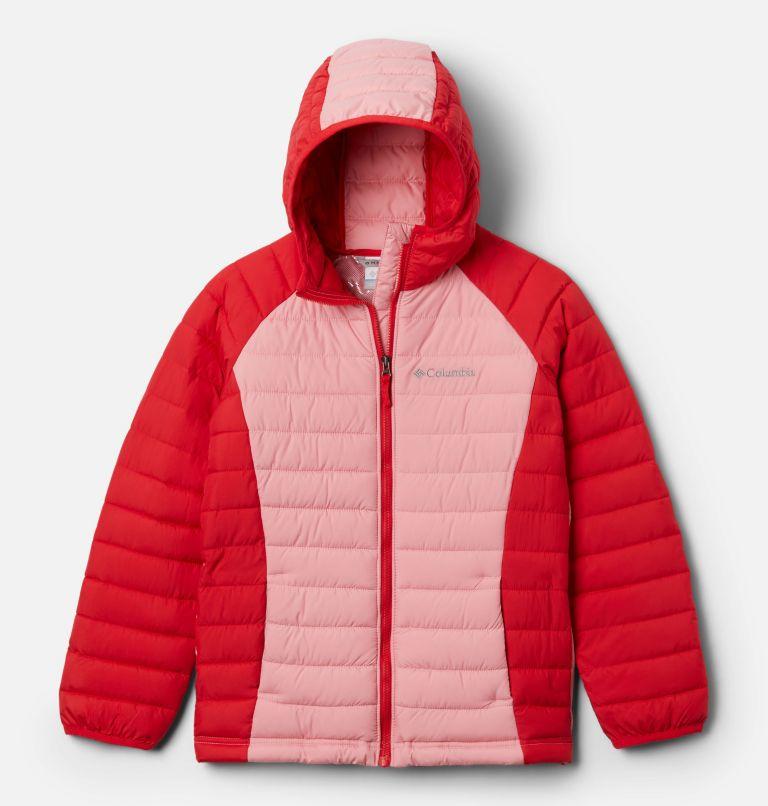 Girls' Powder Lite™ Hooded Jacket Girls' Powder Lite™ Hooded Jacket, front