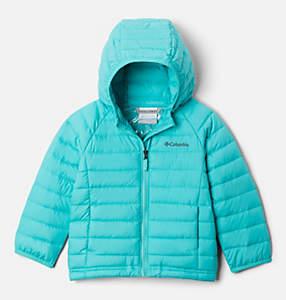 Girls' Toddler Powder Lite™ Hooded Jacket
