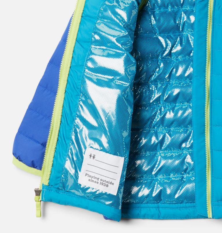 Girls' Toddler Powder Lite™ Hooded Jacket Girls' Toddler Powder Lite™ Hooded Jacket, a1