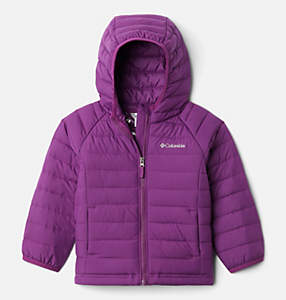 Girls' Toddler Powder Lite™ Hooded Jacket