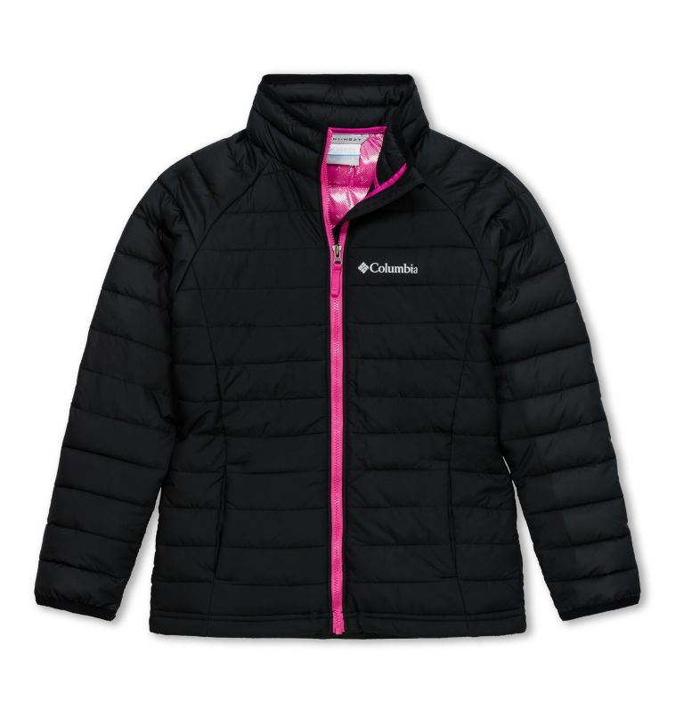 Veste Powder Lite™ Fille Veste Powder Lite™ Fille, front