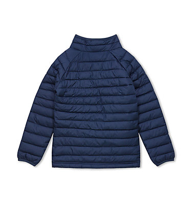 Powder Lite™ Jacke für Mädchen Powder Lite™ Girls Jacket | 012 | XS, Nocturnal, back