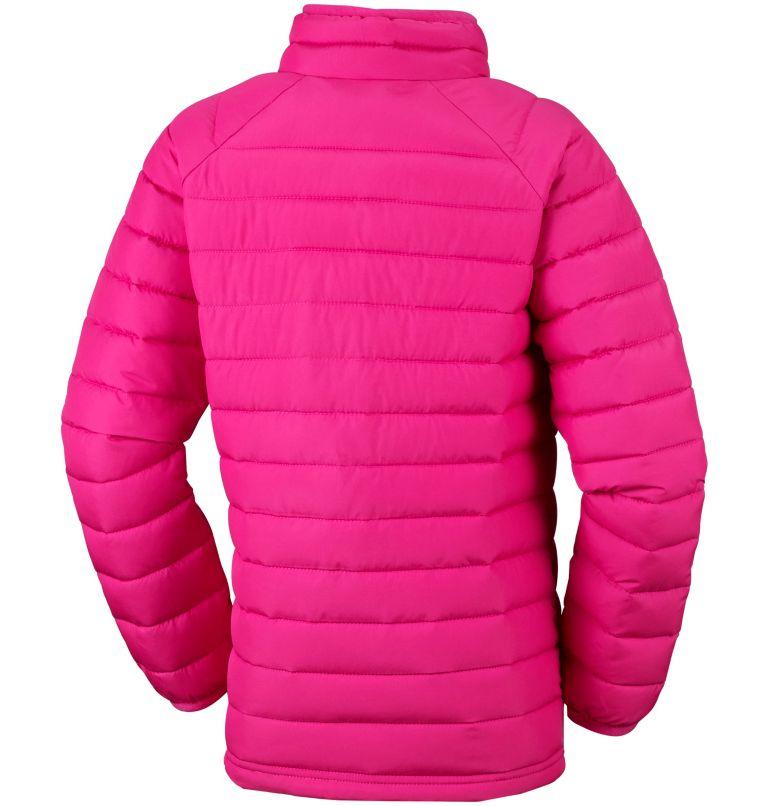 Powder Lite™ Girls Jacket Powder Lite™ Girls Jacket, back