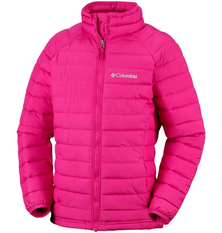 Powder Lite™ Girls Jacket Powder Lite™ Girls Jacket, front