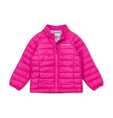 Girls' Powder Lite Jacket , front